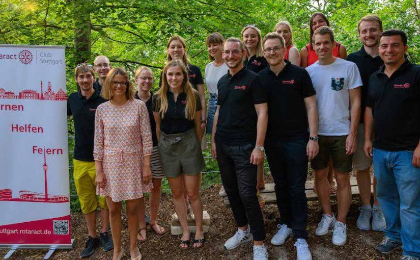 Willkommen beim Rotaract Club Stuttgart!